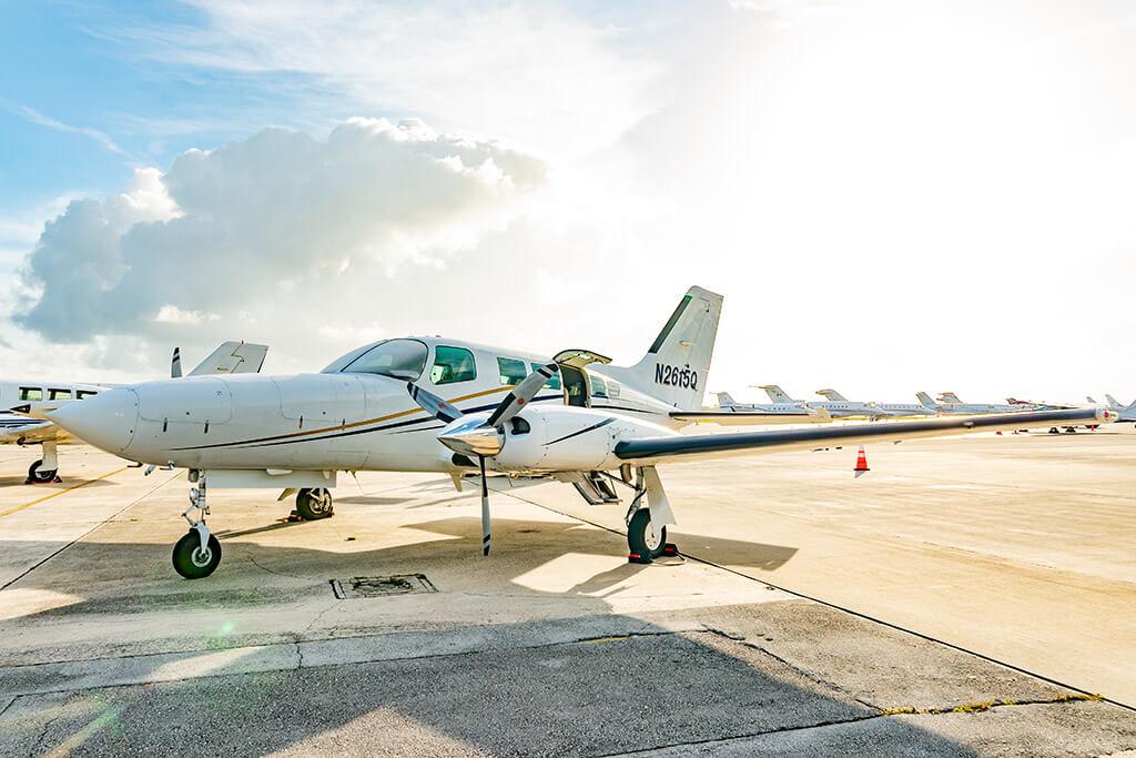 turbo prop 402