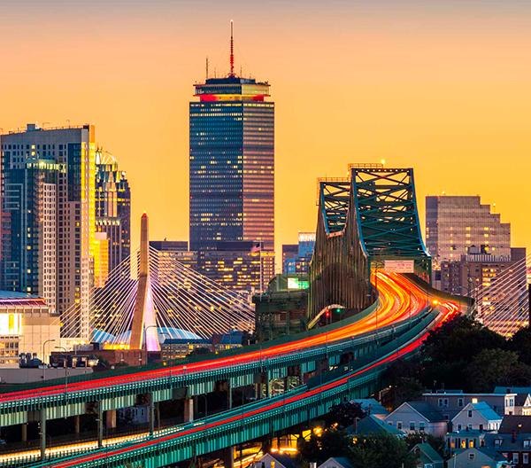 Boston flight charter