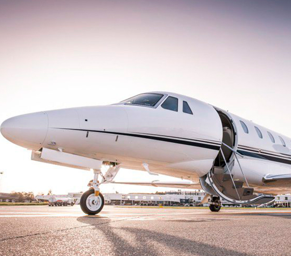 Noble Air Charter Jets