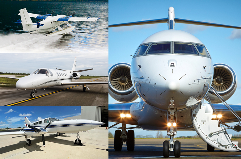 aircraft network noble air charter