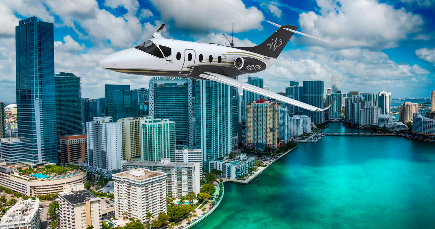 private jets out of miami florida