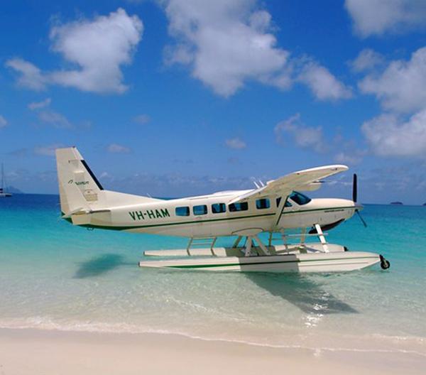 seaplane charter